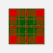 Hay Scottish Tartan Sticker