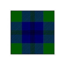 Johnston Scottish Tartan Sticker