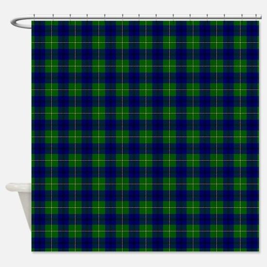 Johnston Scottish Tartan Shower Curtain