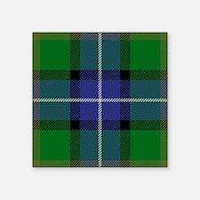 Jones Scottish Tartan Sticker