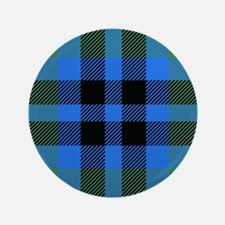 Keith Scottish Tartan Button