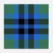 Keith Scottish Tartan Tile Coaster