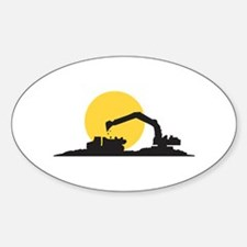 Construction Site Decal
