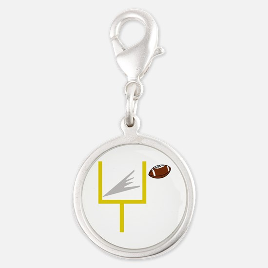Football Goalposts Charms