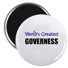 Worlds Greatest GONDOLIER Magnet