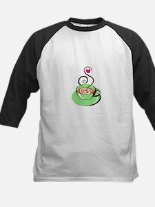 Coffee Love Baseball Jersey