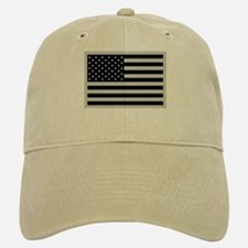 Subdued US Flag Tactical Baseball Baseball Cap