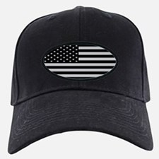 Subdued US Flag Tactical Baseball Hat