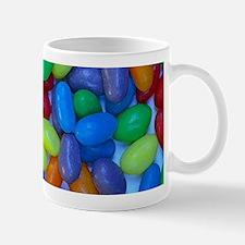 Colorful jellybeans pattern Mugs