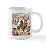 CATS AT THE BEACH Mug