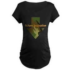 Future Bowhunter - Maternity T-Shirt