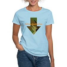 Future Bowhunter - Maternity T-Shirt