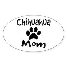 Chihuahua Mom Decal
