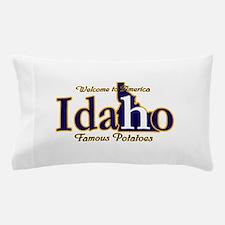 Cute Idaho potato Pillow Case