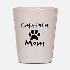 Catahoula Mom Shot Glass