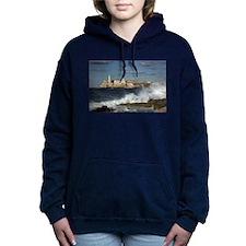 Morro Castle Women's Hooded Sweatshirt