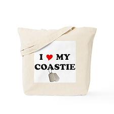 Coastie Tote Bag