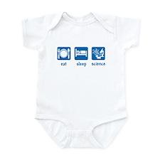 eat drink science Infant Bodysuit
