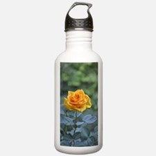 Yellow Roses Water Bottle