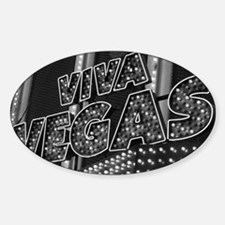 Viva Las Vegas Decal