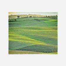 Tuscany Throw Blanket
