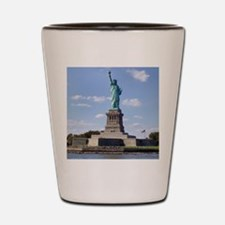 The Statue of Liberty Shot Glass