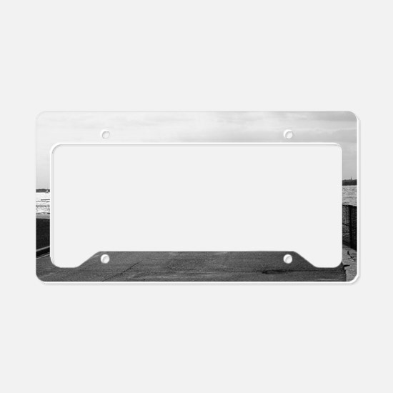 The Statue of Liberty License Plate Holder