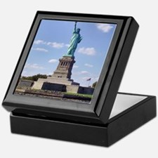 The Statue of Liberty Keepsake Box