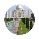 India Round Ornaments