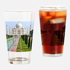 Taj Mahal Drinking Glass