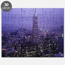 San Francisco Downtown Puzzle