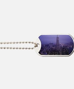 San Francisco Downtown Dog Tags