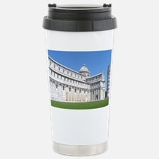 Pisa Stainless Steel Travel Mug