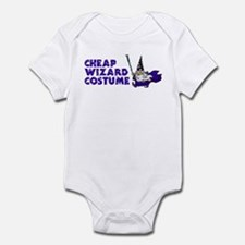 Cheap Wizard Costume Infant Bodysuit