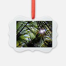 Palms Ornament