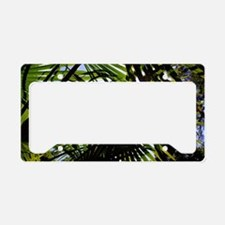 Palms License Plate Holder