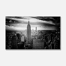 New York Car Magnet 20 x 12