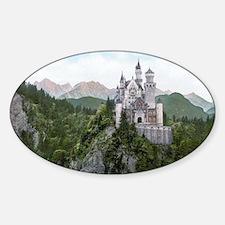 Neuschwanstein Castle Decal
