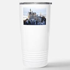 Neuschwanstein Castle Stainless Steel Travel Mug