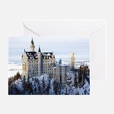 Neuschwanstein Castle Greeting Card