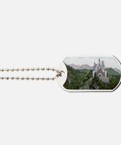 Neuschwanstein Castle Dog Tags