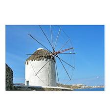 Mykonos Postcards (Package of 8)