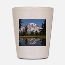 Mount Rainier Shot Glass