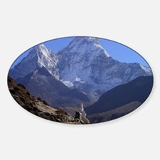 Mount Everest Decal