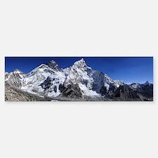 Mount Everest Bumper Bumper Sticker