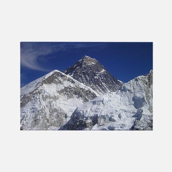 Mount Everest Rectangle Magnet