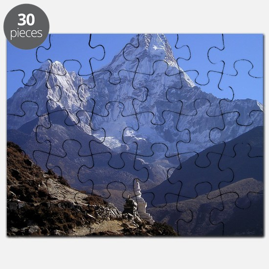 Mount Everest Puzzle