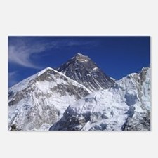 Mount Everest Postcards (Package of 8)