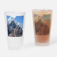 Mount Everest Drinking Glass