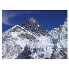 Mount Everest Poster
